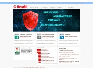 Arcabit Endpoint Security - antywirus dla firm
